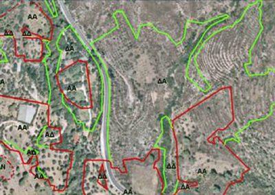 Δασικες Χαρτογραφησεις